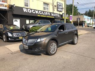 Used 2011 Lincoln MKX AWD 4DR for sale in Scarborough, ON