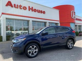 Used 2018 Honda CR-V EX-L AWD - LOW KMS ! for sale in Sarnia, ON
