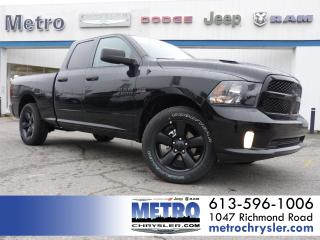 New 2021 RAM 1500 Classic NIGHT EDITION for sale in Ottawa, ON