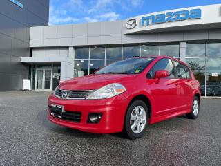 Used 2007 Nissan Versa 1.8 SL for sale in Surrey, BC