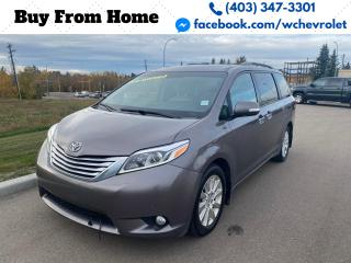 Used 2015 Toyota Sienna XLE 7 Passenger for sale in Red Deer, AB