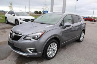 Used 2019 Buick Envision 2.0L Premium II for sale in Whitby, ON
