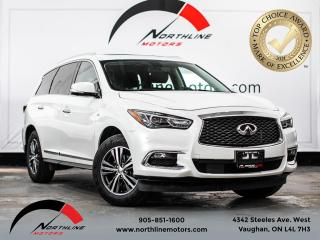 Used 2018 Infiniti QX60 AWD/7 SEATER/BACKUP CAM/BLIND SPOT/SUNROOF for sale in Vaughan, ON