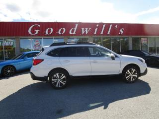 Used 2018 Subaru Outback CLEAN CARFAX! NAVI! LEATHER! for sale in Aylmer, ON