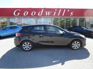Used 2012 Mazda MAZDA3 MANUAL TRANSMISSION! for sale in Aylmer, ON