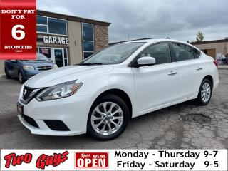 Used 2016 Nissan Sentra 1.8 SV | Nav | Sunroof | Auto | Bluetooth | for sale in St Catharines, ON