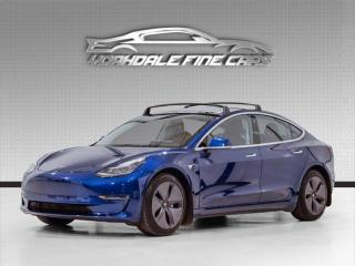 Used 2020 Tesla Model 3 Long Range AWD, Dual Motor, Autopilot. Clean CarFax! for sale in Concord, ON