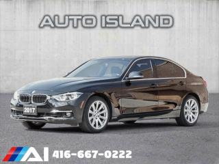 Used 2017 BMW 3 Series 330i xDrive Sedan South Africa for sale in North York, ON