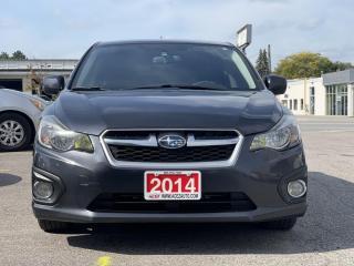 Used 2014 Subaru Impreza 5dr Auto 2.0i Premium for sale in Brampton, ON