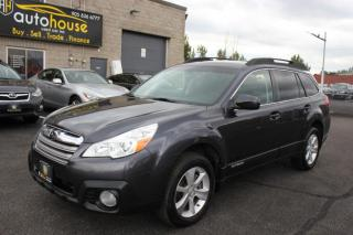 Used 2013 Subaru Outback 3.6R LIMITED /NAVI /BACKUP CAMERA /SUNROOF for sale in Newmarket, ON