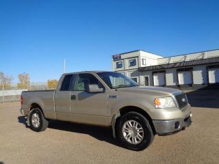 Used 2007 Ford F-150 4WD SUPERCAB for sale in Edmonton, AB