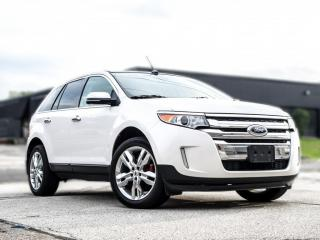 Used 2014 Ford Edge Limited |NAV|PANOROOF|B.SPOT|R.STARTER|LOADED |CLEAN CARFAX for sale in North York, ON