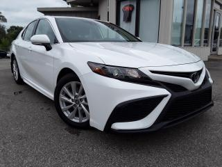 Used 2021 Toyota Camry SE AWD - SAFETY SENSE! BACK-UP CAM! HEATED SEATS! for sale in Kitchener, ON