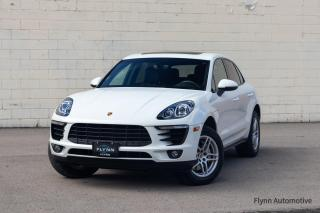 Used 2015 Porsche Macan S Premium Package, Bose for sale in St. Catharines, ON