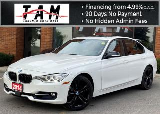 Used 2014 BMW 3 Series 328i xDrive NAVI Sunroof Blind Spot PDC Heads-Up Display Collision Warning for sale in North York, ON