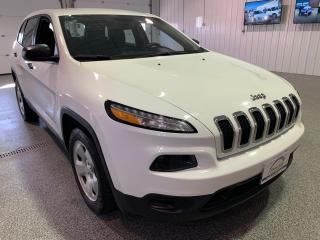 Used 2015 Jeep Cherokee Sport FWD #New Tires for sale in Brandon, MB