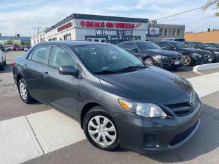 Used 2013 Toyota Corolla S for sale in Oakville, ON