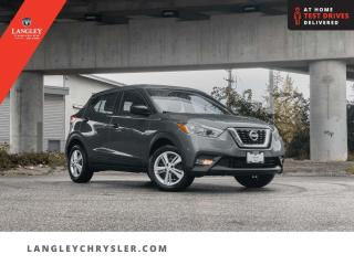 Used 2019 Nissan Kicks S FWD  Backup Cam/ Bluetooth/ Low KM/ No Accidents for sale in Surrey, BC