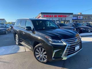 Used 2017 Lexus LX 570 Sport Utility for sale in Oakville, ON