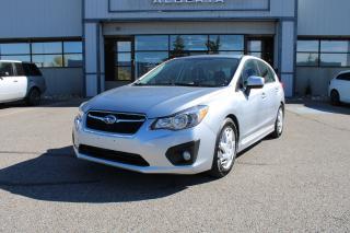 Used 2014 Subaru Impreza Premium Plus 5-Door S/R for sale in Calgary, AB