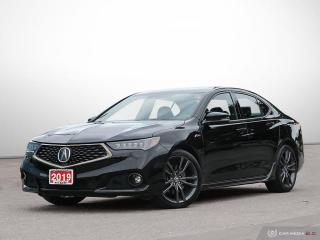 Used 2019 Acura TLX Tech A-Spec for sale in Ottawa, ON