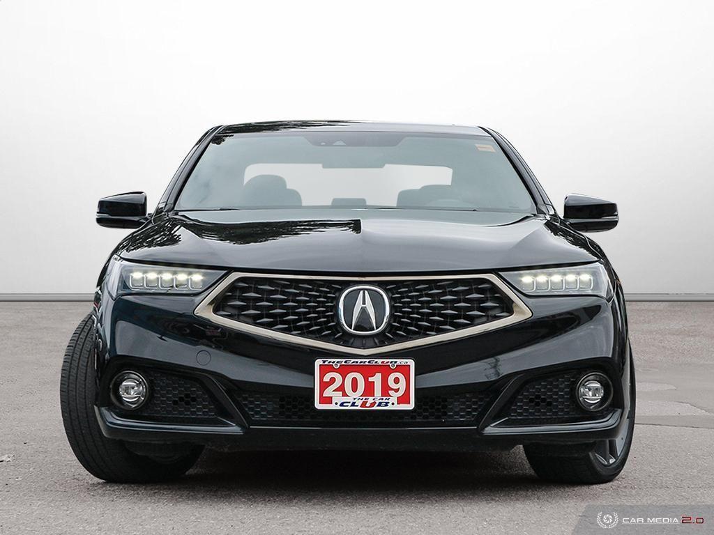 2019 Acura TLX Tech A-Spec