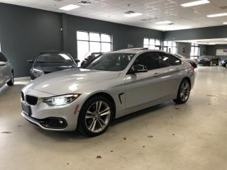Used 2018 BMW 4 Series 430i xDrive Gran Coupe for sale in North York, ON