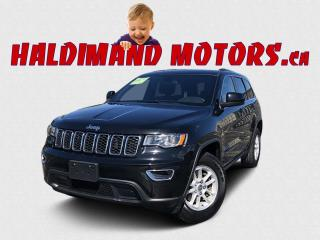 Used 2018 Jeep Grand Cherokee LAREDO 4WD for sale in Cayuga, ON