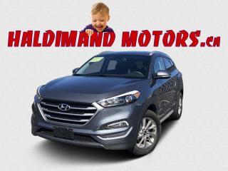 Used 2017 Hyundai Tucson Premium 2WD for sale in Cayuga, ON
