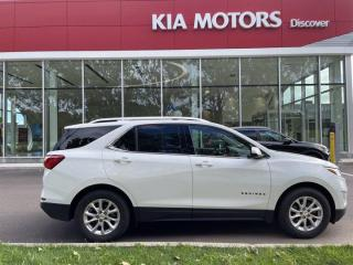 Used 2018 Chevrolet Equinox LT for sale in Charlottetown, PE