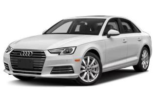 Used 2017 Audi A4 AWD Premium for sale in Kitchener, ON