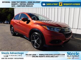 Used 2019 Honda HR-V Sport-AWD-LOW KM-BACK-UP CAMERA-LOW LOW PAYMENT!!! for sale in Kentville, NS