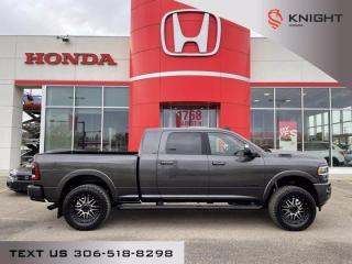 New 2020 RAM 3500 Laramie l MEGA CAB l for sale in Moose Jaw, SK