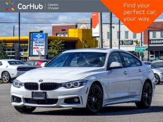 Used 2019 BMW 4 Series 430i xDrive Navigation Sunroof Backup Camera Bluetooth Heated Front Seats Leather 18