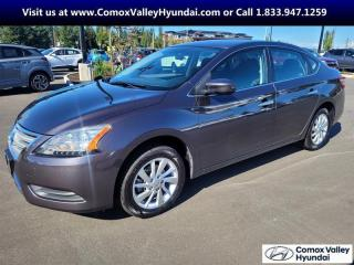Used 2015 Nissan Sentra 1.8 SV CVT for sale in Courtenay, BC