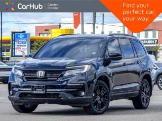 Used 2021 Honda Pilot Black Edition AWD 6 Seater Navigation DVD Leater Heat and Ventilated Front Seats Blind Spot 20