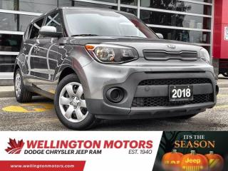 Used 2018 Kia Soul LX for sale in Guelph, ON