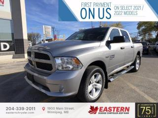 New 2021 RAM 1500 Classic Express | Backup Camera | Remote Start | for sale in Winnipeg, MB
