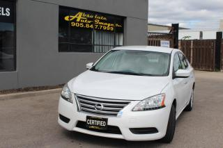 Used 2013 Nissan Sentra S for sale in Oakville, ON