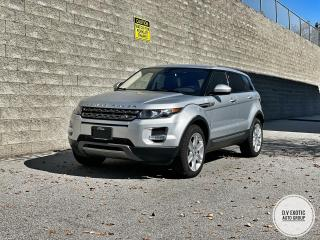 Used 2015 Land Rover Evoque for sale in Vancouver, BC