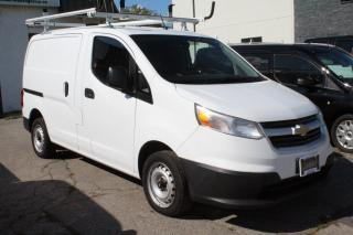 Used 2015 Chevrolet City Express 1LT for sale in Mississauga, ON