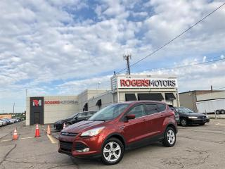 Used 2014 Ford Escape SE 4WD - HTD SEATS - REVERSE CAM - BLUETOOTH for sale in Oakville, ON