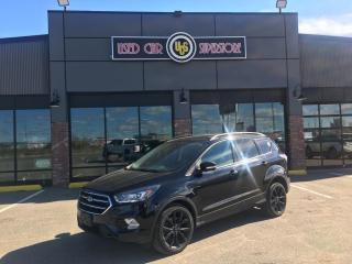 Used 2017 Ford Escape 4WD 4DR TITANIUM for sale in Thunder Bay, ON