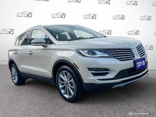 Used 2018 Lincoln MKC Select for sale in St Thomas, ON