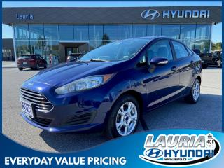 Used 2016 Ford Fiesta SE auto for sale in Port Hope, ON