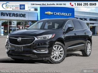 New 2021 Buick Enclave Essence for sale in Brockville, ON