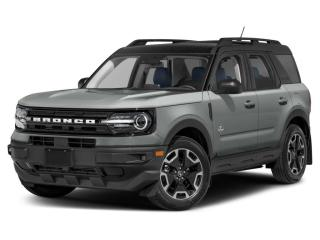 New 2021 Ford Bronco Sport Outer Banks for sale in Fort Saskatchewan, AB