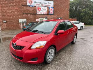 Used 2009 Toyota Yaris 1.5L/5 SPEED/SEDAN/SAFETY INCLUDED for sale in Cambridge, ON