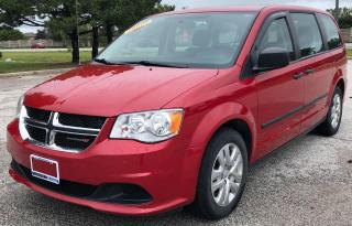 Used 2016 Dodge Grand Caravan CANADA VALUE PACKAGE for sale in Windsor, ON