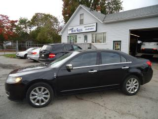 Used 2010 Lincoln MKZ for sale in Sarnia, ON